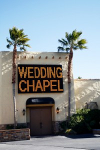 weddings in vegas getting popular